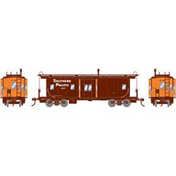 Roundhouse 90180 HO Bay Window Caboose SP #1527