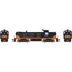 Roundhouse 96875 HO RS3 SSW/Halloween #2805