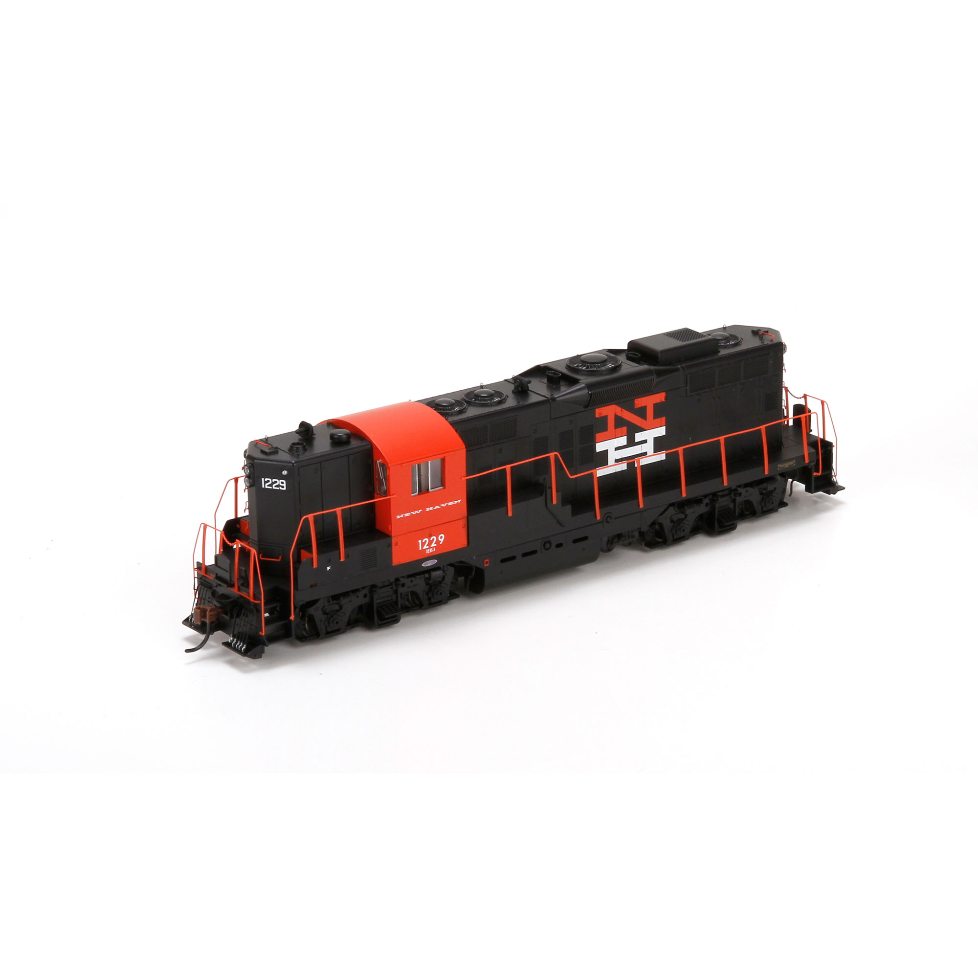 Athearn Genesis Wiring Diagram Trusted Diagrams Ho Locomotive Gp9 Phase Iii W Dcc Sound Nh 1229 Athg62923 Trains Parts